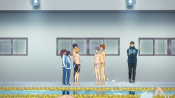 Скриншот аниме Вольный стиль!
